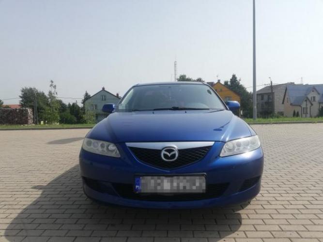 Grajewo ogłoszenia: Pilnie sprzedam Mazda 6 2002 2.0 benzyna z niezawodnym silnikiem na...