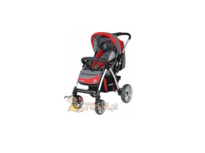 Grajewo ogłoszenia: Sprzedam wózek spacerowy Qatro Monza firmy Adamex. W bardzo dobrym...