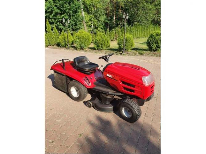 Grajewo ogłoszenia: Sprzedam Traktorek Kosiarkę MTD 14 HP. Traktorek w bardzo dobrym...