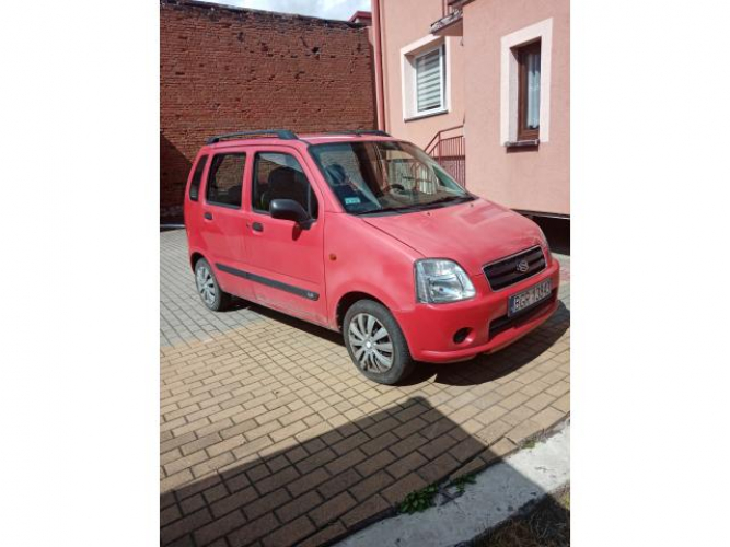 Grajewo ogłoszenia: Witam. Sprzedam auto marki Suzuki Wagon R+, 1.3 benzyna, 93 KM. Rok...
