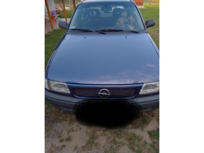 Grajewo ogłoszenia: Sprzedam Opel Astra 1.4 f benzyna + gaz. Przebieg  240 tys. Opłaty...