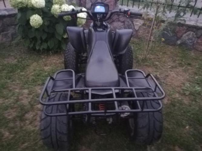 Grajewo ogłoszenia: Sprzedam Quada bashana 250cc na wał kardana.