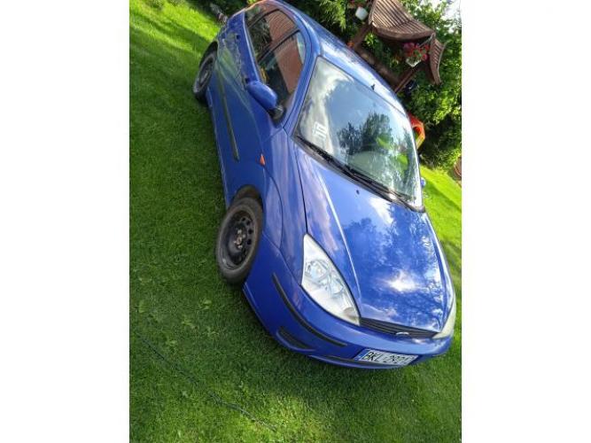 Grajewo ogłoszenia: Ford Focus 2002 1.4 benzyna stan dobry ubezpieczenie i przegląd do...