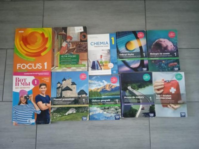 Grajewo ogłoszenia: Sprzedam książki do wojewodzina klasa 1 technikum więcej...