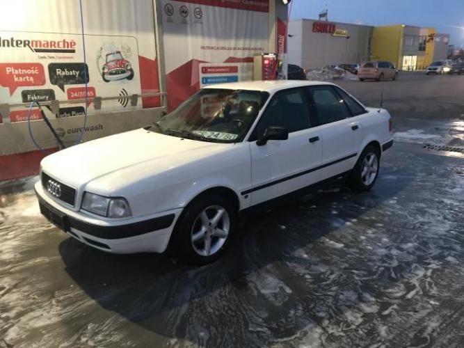Grajewo ogłoszenia: Audi 80 1.9 tdi 93r