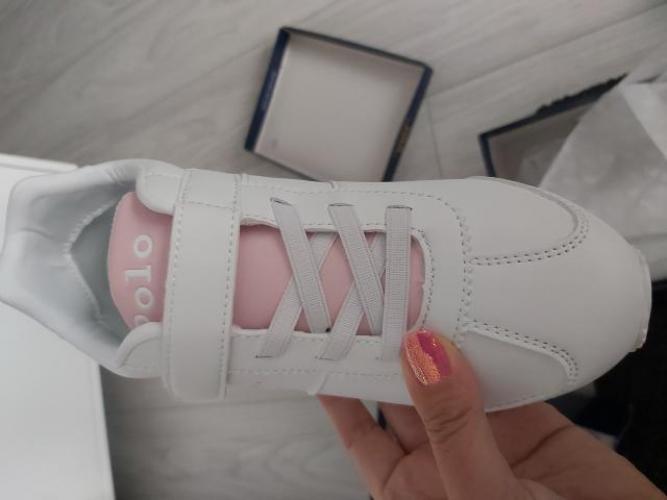 Grajewo ogłoszenia: Sprzedam Nowe markowe buciki Polo Ralph Lauren  r.33 wkładka 22.3cm