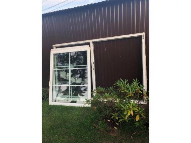 Grajewo ogłoszenia: okno z demontażu 240x135  odbiór osobisty