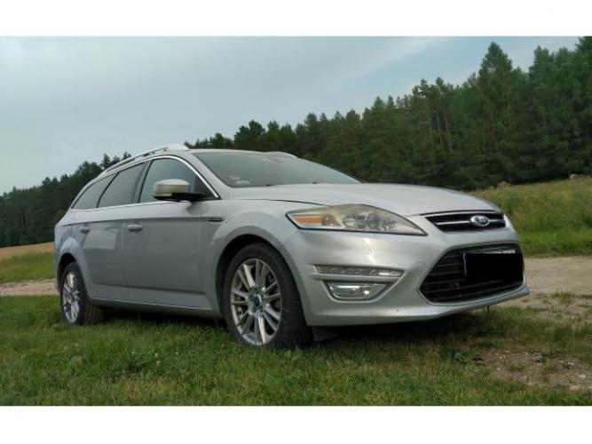 Grajewo ogłoszenia: Sprzedam samochód Ford Mondeo MK4 kombi. Titanium Rok produkcji...