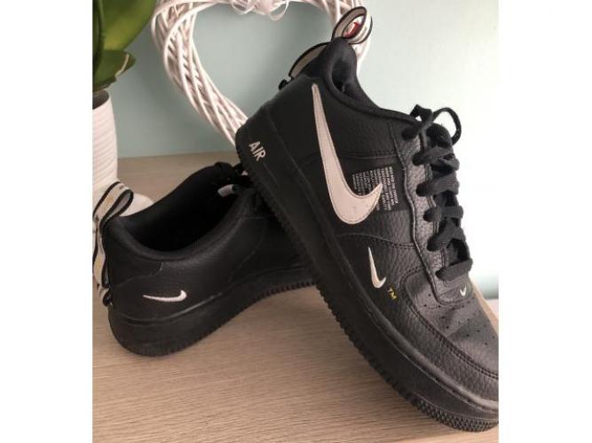 Grajewo ogłoszenia: Sprzedam damskie buty Nike Air Force 1 z kolekcji limitowanej....