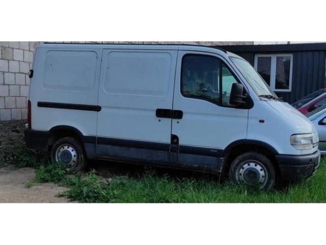 Grajewo ogłoszenia: Sprzedam samochód bus Opel Movano 2002rok  z uszkodzonym silnikiem...
