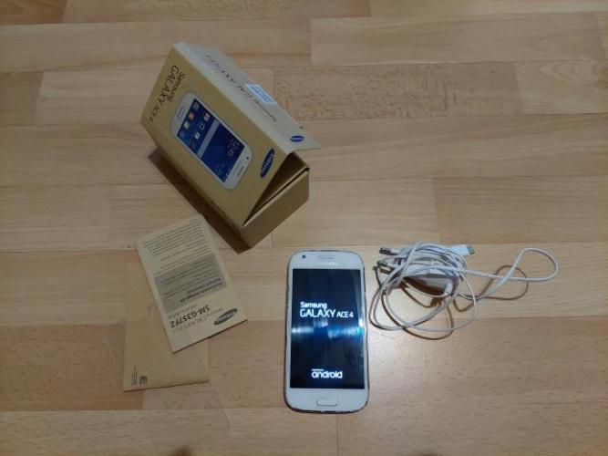Grajewo ogłoszenia: Witam, mam do sprzedania telefon Samsung Galaxy Ace 4. Telefon...