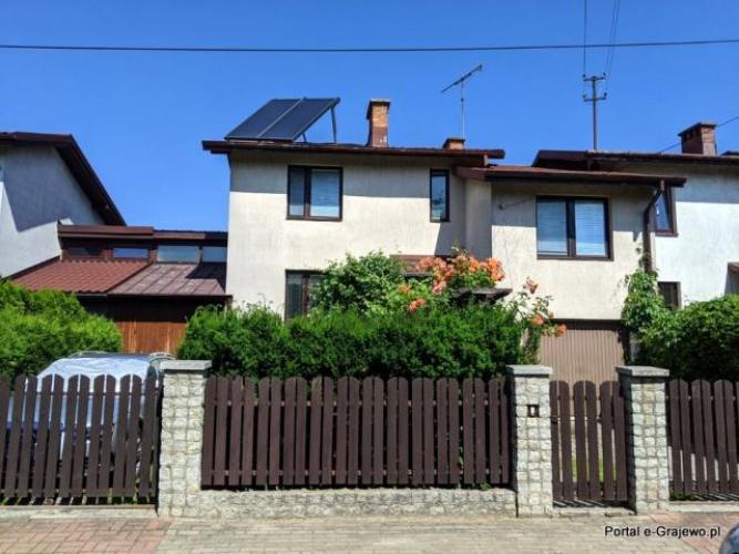 Grajewo ogłoszenia: Sprzedam dom jednorodzinny w zabudowie bliźniaczej przy ul....