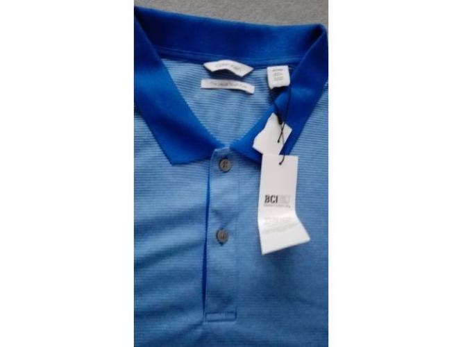 Grajewo ogłoszenia: Sprzedam t-shirt polo nowy rozm.xl firmy Calvin Klein, kolor jak na...