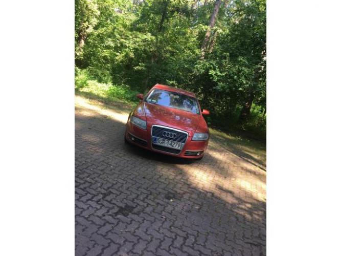 Grajewo ogłoszenia: Sprzedam fajną zadbaną Audi A6 rok 2006 silnik 2.0 tdi. Więcej...