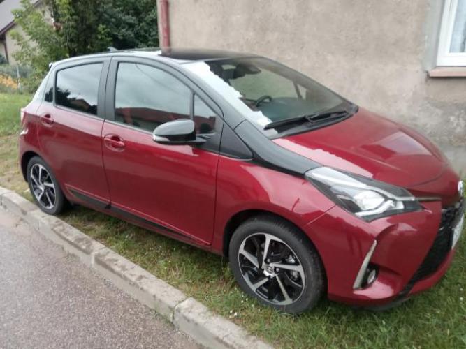 Grajewo ogłoszenia: Sprzedam Toyota Yaris 1.5 MR' 17 (Selection) rok produkcji 2020....