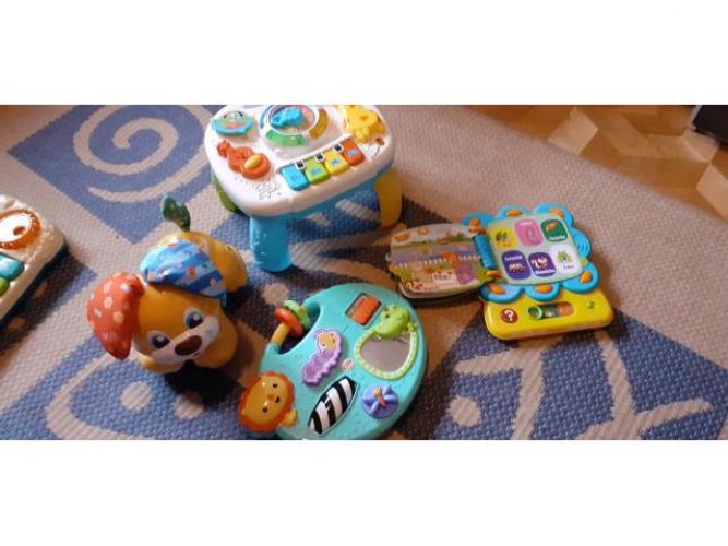 Grajewo ogłoszenia: Sprzedam zabawki wszystkie w stanie idealnym - stolik fortepian...