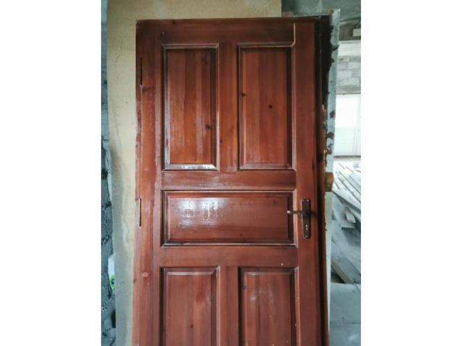 Grajewo ogłoszenia: Sprzedam drzwi zewnętrzne 90-100cm