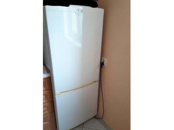 Grajewo ogłoszenia: Sprzedam lodówkę firmy Whirlpool, koloru białego z zamrażalką,