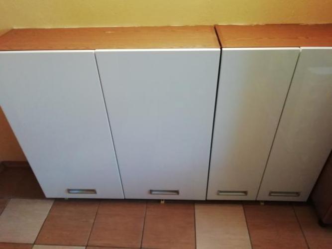 Grajewo ogłoszenia: Sprzedam szafki kuchenne z demontażu górne wysokość 950mm lub...