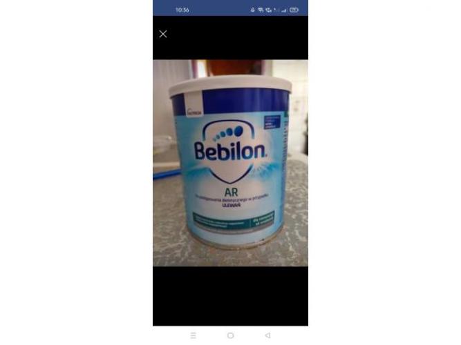Grajewo ogłoszenia: Sprzedam nowe opakowanie mleka Bebilon AR kupione bez recepty.