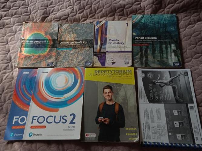 Grajewo ogłoszenia: Sprzedam książki do technikum! Cena do negocjacji.