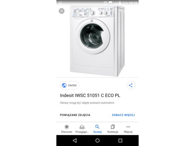 Grajewo ogłoszenia: Sprzedam dwa razy używaną pralke z gwarancją