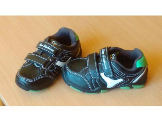 Grajewo ogłoszenia: Nowe obuwie sportowe chłopięce, rozmiar 26. Dł. wkładki 16,3cm
