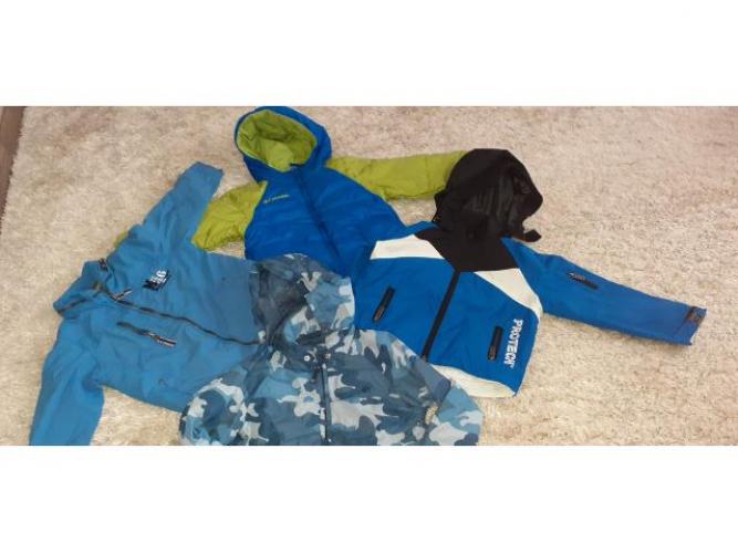 Grajewo ogłoszenia: Sprzedam kurtki wiosna/jesień na 3latka(98cm). Columbia jest na...