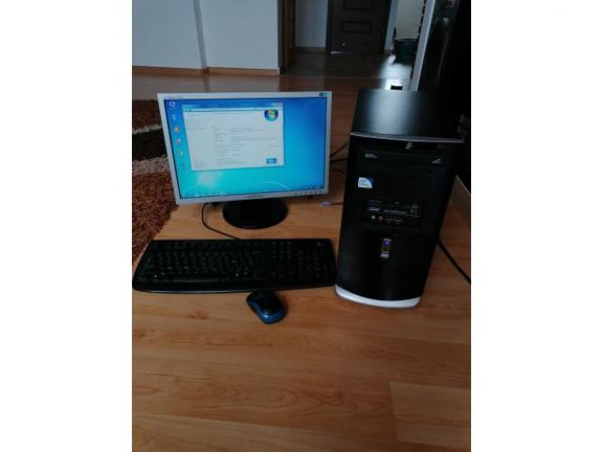 Grajewo ogłoszenia: Sprzedam zestaw komputerowy (jak na zdjęciu) Procesor...