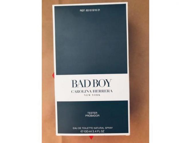 Grajewo ogłoszenia: Woda toaletowa męska bad boy carolina herrera 100 ml kupione za...