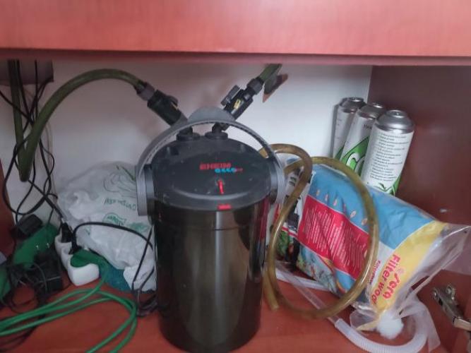 Grajewo ogłoszenia: Sprzedam akwarium 112 litrów z wieloma akcesoriami I filtrem...