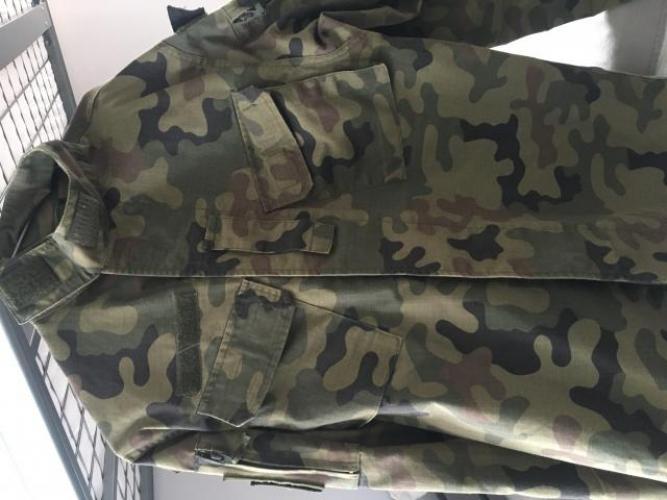 Grajewo ogłoszenia: Witam posiadam na sprzedaż mundur strzelecki rozmiar Spodnie S,...