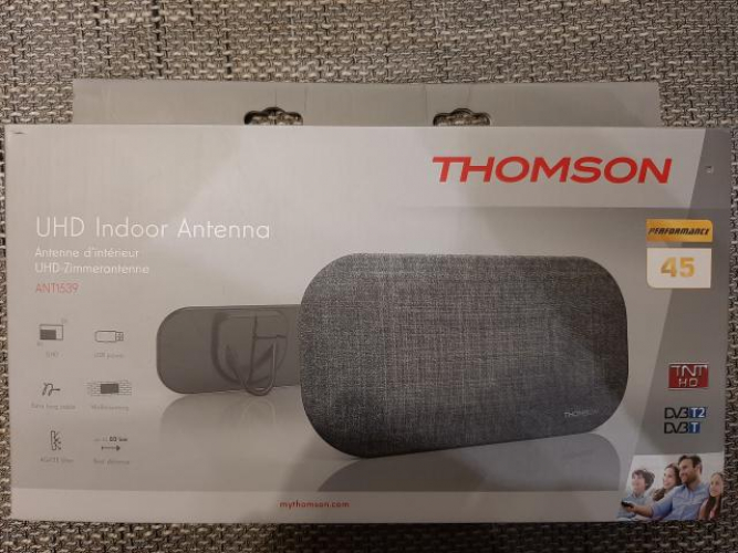 Grajewo ogłoszenia: Sprzedam antenę pokojową Thomson.