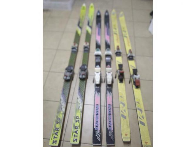 Grajewo ogłoszenia: Sprzedam narty