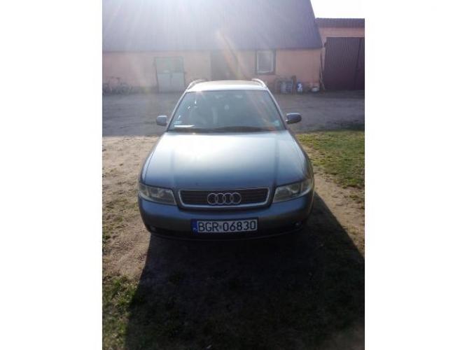 Grajewo ogłoszenia: Witam. Sprzedam Audi a4b5. Stan techniczny auta oceniam na bardzo...
