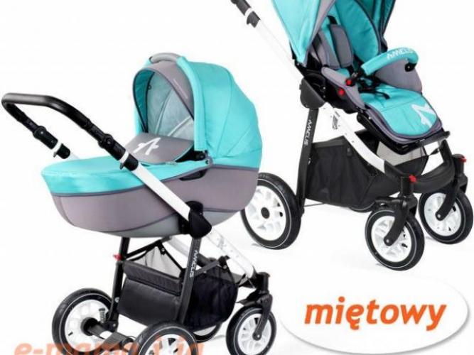 Grajewo ogłoszenia: Sprzedam wózek 3w1 stan bardzo dobry po jednym dziecku