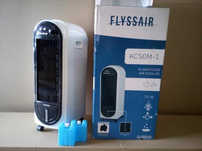 Grajewo ogłoszenia: Sprzedam klimatyzer Flissair .Używany bardzo mało,sprawny . 200...