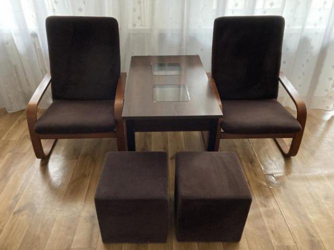 Grajewo ogłoszenia: Sprzedam używane meble widoczne na zdjęciu .Dwa fotele typu...