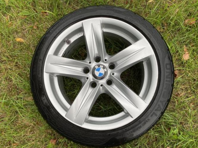 Grajewo ogłoszenia: Witam. Sprzedam oryginalne koła do BMW ( 8,0Jx17EH2+ 5x120 ET34....