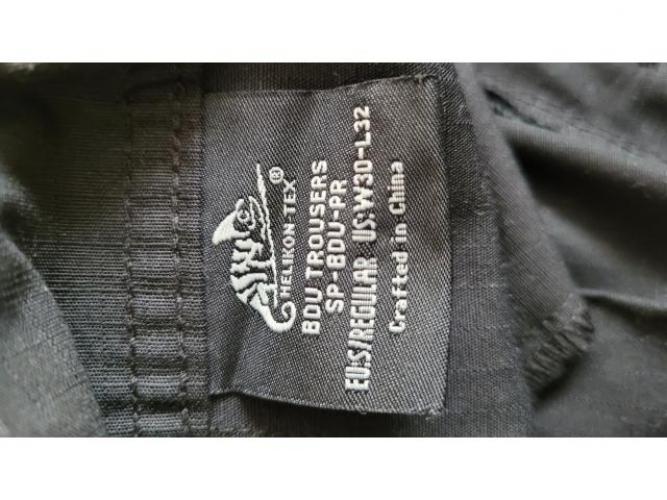 Grajewo ogłoszenia: Sprzedam  spodnie taktyczne , firmy HELIKON-TEX , założone  tylko...