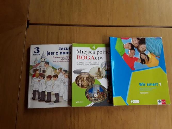 Grajewo ogłoszenia: Dzień dobry, sprzedam książki do religii kl. 3 i 4, oraz...