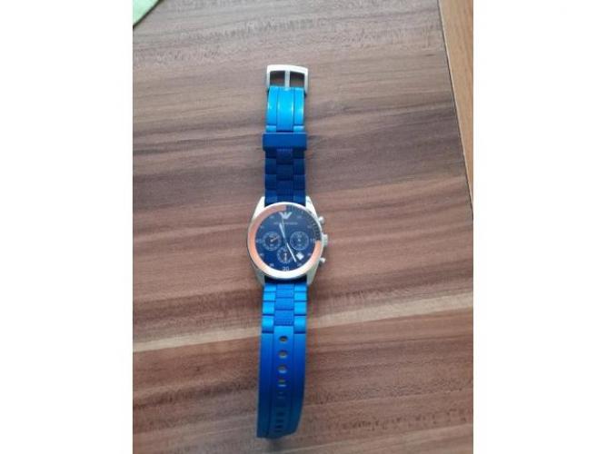 Grajewo ogłoszenia: Witam, zegarek Giorgio Armani w bardzo dobrym stanie, czysty, nie...