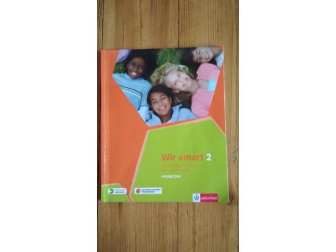 Grajewo ogłoszenia: Sprzedam podręcznik Wir Smart 2 do języka niemieckiego z płytką...