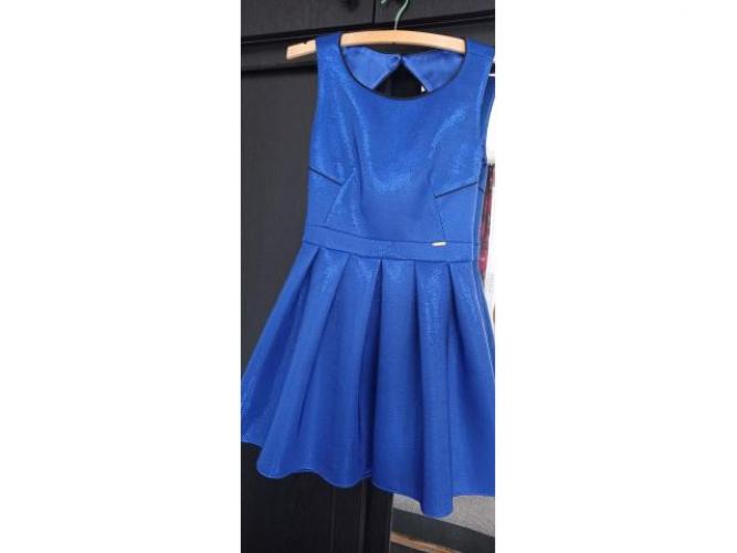Grajewo ogłoszenia: Sprzedam sukienkę wizytową rozmiar M. stan bardzo dobry