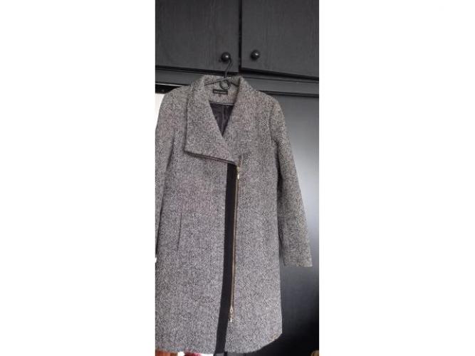 Grajewo ogłoszenia: Sprzedam płaszcz zimowy rozmiar Xl stan bd