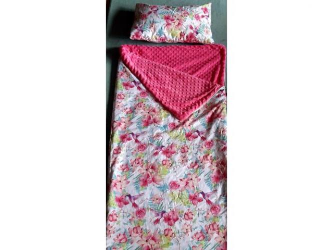 Grajewo ogłoszenia: Sprzedam  piękny śpiworek  dla dziewczynki  do przedszkola. Cena...