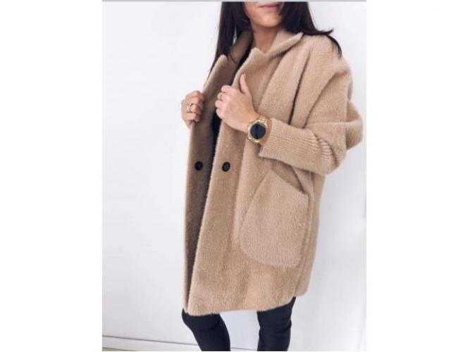 Grajewo ogłoszenia: Sprzedam nowy płaszczyk alpaka, nowy, kolor camel, kieszenie,...