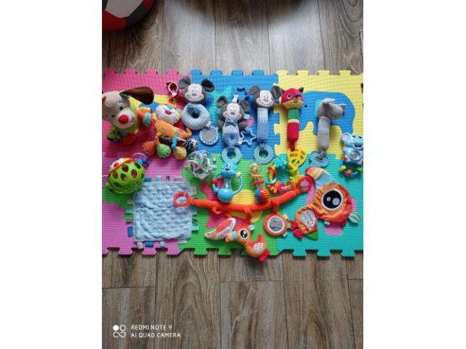 Grajewo ogłoszenia: Witam! Sprzedam zabawki widoczne na zdjęciu,cena za całość to...