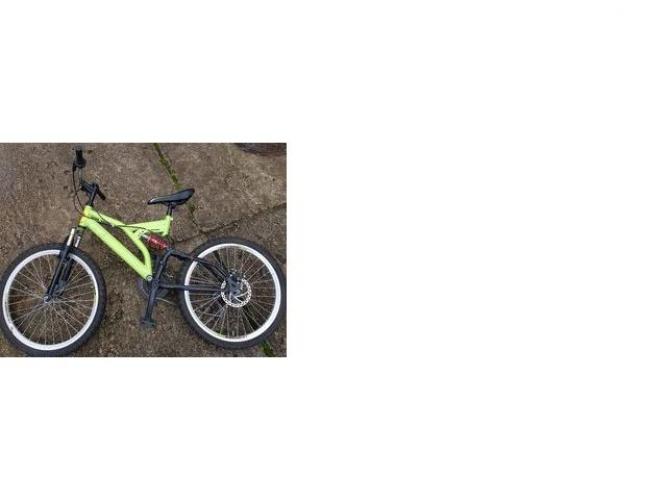 Grajewo ogłoszenia: Sprzedam rower koła 24