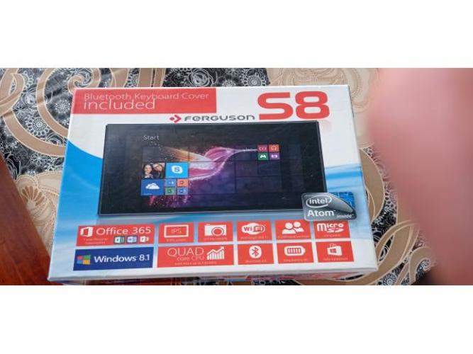 Grajewo ogłoszenia: Sprzedam tablet Ferguson S8 plus klawiatura